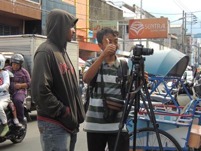 Pembuatan Video Klip Lagu Mahasiswa STIKMA