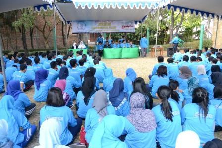 Kegiatan Orientasi dan Pendidikan (ORDIK) Mahasiswa Baru