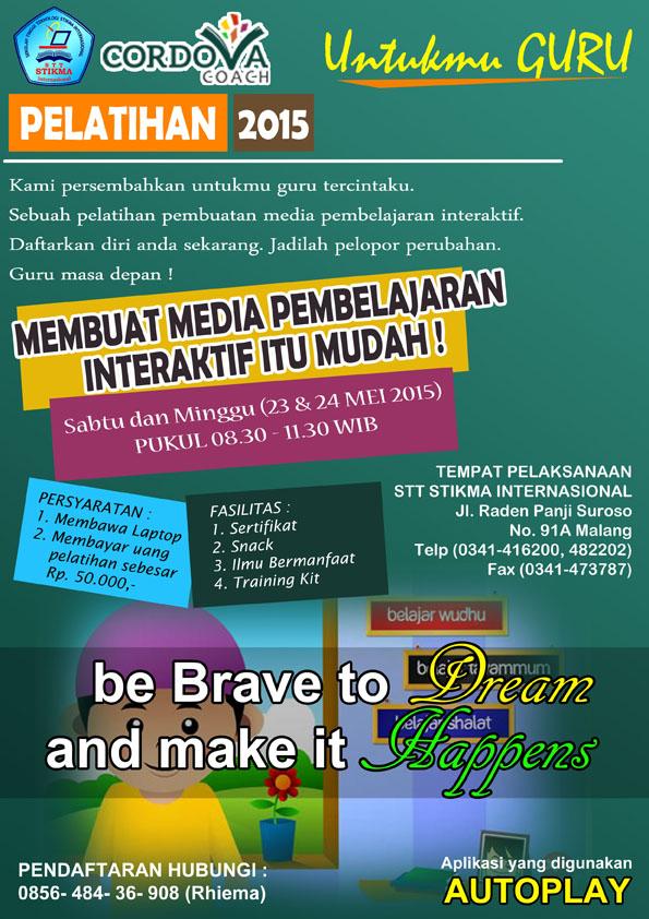 poster pelatihan untuk web