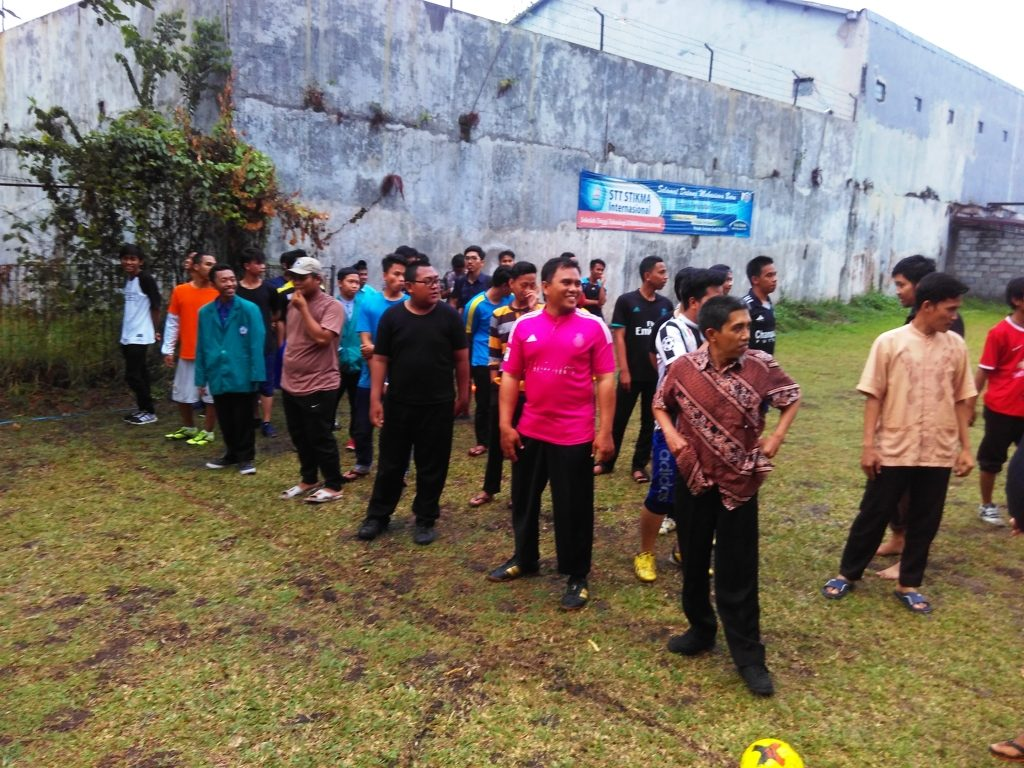 Pertandingan Perdana, STIKMA CUP I 2017