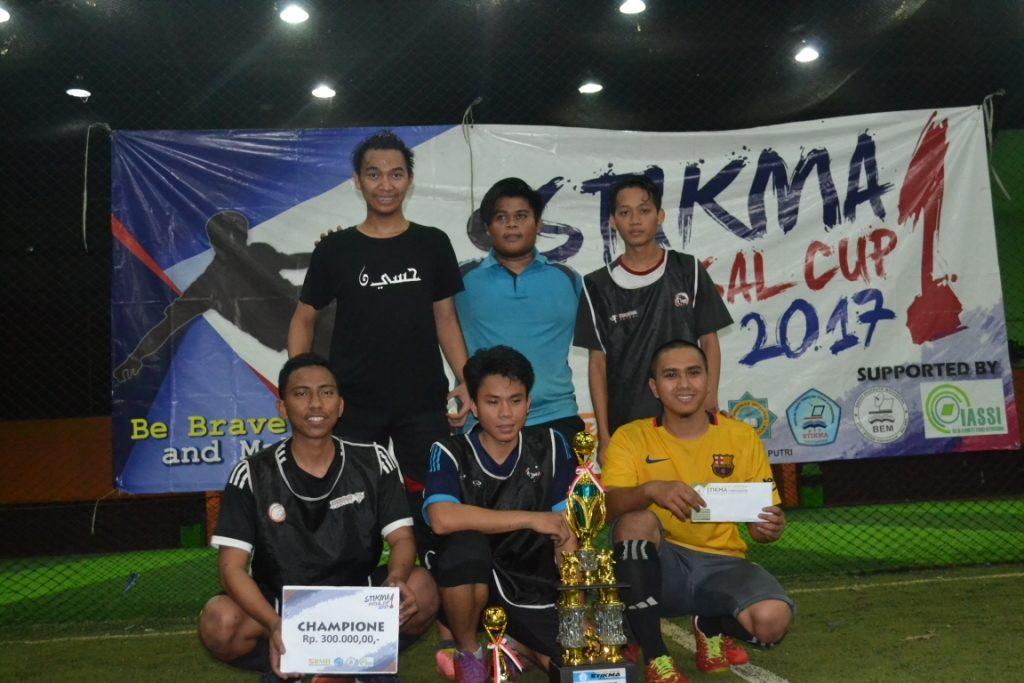 FINAL STIKMA FUTSAL CUP I 2017
