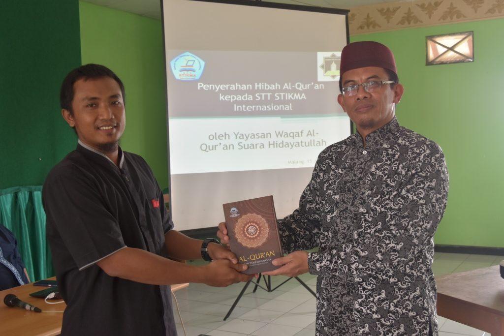 "Waqaf Al-Qur'an oleh Yayasan ""Waqaf Al-Qur'an"" Suara Hidayatullah"