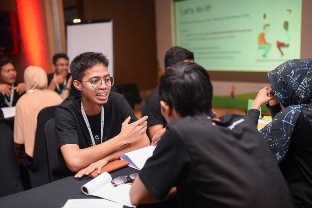 Mahasiswa STIKMA mewakili Google Developer Student Clubs di Bali