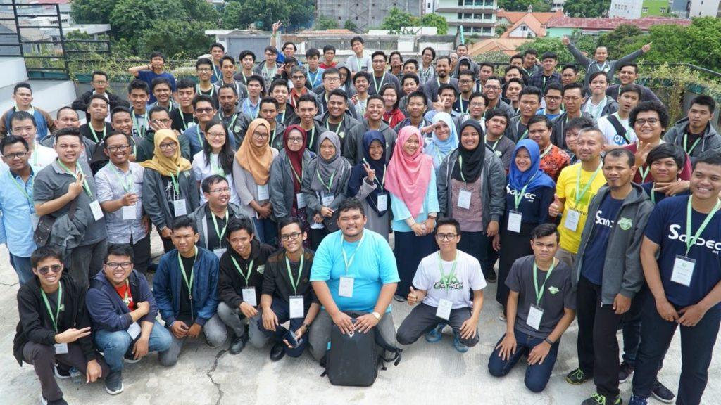 CERITA FADHLY (Mahasiswa STIKMA) DALAM IAK 2018